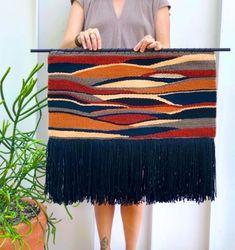 Instagram Sheep Farm, Hand Weaving, Wool, Acrylics, Collection, Decor, Instagram, Farmhouse Rugs, Hand Knitting