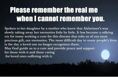 We are here to help care for people with Alzheimer's in a way that respects their independence and identity, especially when those become hazy.   https://www.facebook.com/VisitingAngelsofEastCentralIN