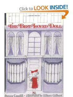 The Best-Loved Doll: Rebecca Caudill, Elliott Gilbert