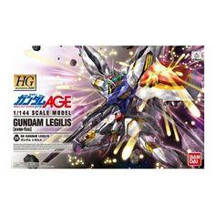 GUNDAM LEGILIS. Price:474.10 THB. Model series:HG. Scale:1/144.
