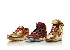 NIKE, Inc. - 2014 BHM Collection Celebrates Sport Royalty. Damn I love these Black History Month kicks. #BHM #Nike #sneakers #kicks torzmachine.com