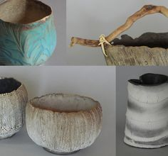 mary ann burk's pottery