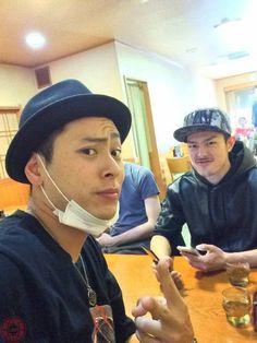 Imaichi Ryuji & Yamashita Kenjiro
