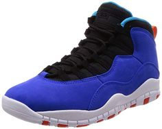 Looking for Air Jordan 10 Retro Mens Shoes Racer Blue/Team Orange/Black ? Check out our picks for the Air Jordan 10 Retro Mens Shoes Racer Blue/Team Orange/Black from the popular stores - all in one. Air Jordans, Blue Jordans, Jordans For Men, Air Jordan Retro, Jordan 10, Brown Leather Motorcycle Jacket, Best Soccer Cleats, Zapatillas Jordan Retro, Newest Jordans