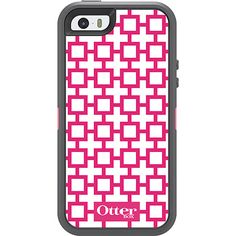Gift For iPhone 5/5S | OtterBox: Defender Series Case $59.95
