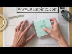 StampinTX: Christmas in July Card - Every Blessing Video Tutorial Stampin Up Christmas, Christmas In July, Holiday, Christian Christmas Cards, Stampin Up Catalog, Card Tutorials, Blessing, Videos, Facebook
