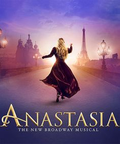 """zulily-exclusive offer to see the new musical """"Anastasia"""" as it comes to Broadhurst Theatre on Broadway. Get Orchestra or Mezzanine seats for select dates through October 1. When you purchase two or more tickets you will receive a $25 dining credit for a delectable dinner at STK Midtown in New York.About the show:Inspired by the Twentieth Century Fox Motion Pictures, Anastasia is a romantic, adventure-filled musical that takes audiences from the twilight of the Russian Empire to the euphoria…"""