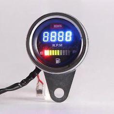 led digital tachometer fuel gauge for harley softail heritage classic springer - Categoria: Avisos Clasificados Gratis  Item Condition: New LED Digital Tachometer Fuel Gauge For Harley Softail Heritage Classic SpringerPrice: See Details