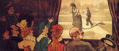 http://mundodecinema.com/filme-comico/ - O filme L'Arroseur Arrosé (em português O Regador Regado) é considerado o primeiro filme cómico. Veja este curto filme e conheça a sua história.