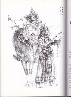 Hunok-magyarok Kertai Zalán Álmos vezér Szovárd főtáltossal Hungary History, Pagan, Martial Arts, Folk, Android, Culture, Tattoos, Poster, Attila