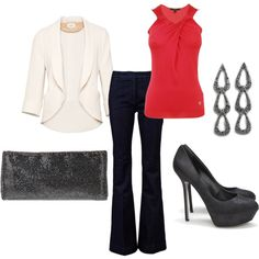 Gunmetal, created by styleofe.polyvore.com