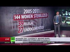 Revealed: Dozens of women illegally sterilized in California jails - YouTube