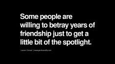 Betrayal Sayings | Quotes on Friendship, Trust and Love Betrayal Some people are willing ...