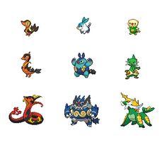 pokemon fusion starters - Google Search