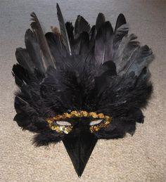 Beltane Celebration Mask..