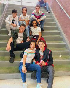 this cast 🔥👀 Disney Channel Stars, Disney Stars, Norman, Peyton Elizabeth Lee, Andi Mack Cast, Jace, Sofia Wylie, Tyler Blackburn, Bratayley