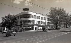 North Melbourne Elizabeth Street 615 Melford Motors 1983  sheet 30 0092 | by Graeme Butler