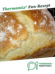 Wochenendstuten (Weißbrot) von Kiwis Nest. Ein Thermomix ® Rezept aus der Kategorie Brot & Brötchen auf www.rezeptwelt.de, der Thermomix ® Community.