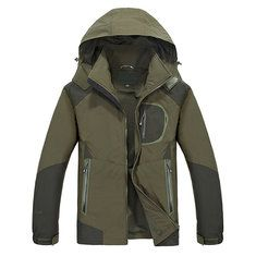 Mens Tactical Military Multi-Pockets Fleece Hooded Outdoor Jacket for  Winter - NewChic Mobile Divatmodellek 2a7f23e5fb