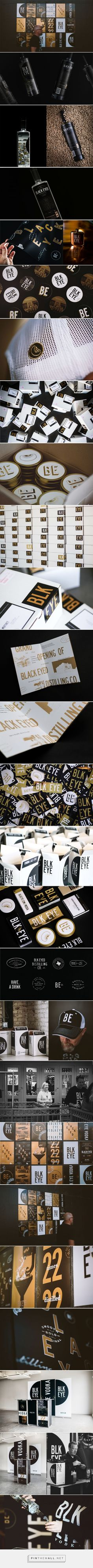 Blk Eye Branding on Behance- https://www.behance.net/gallery/54721633/Blk-Eye-Branding?tracking_source=curated_galleries_list... - a grouped images picture - Pin Them All