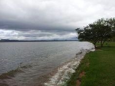 San Bernardino. Lago Ypacarai. Paraguay. Junio2013
