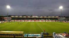 Stadion SpVgg Gegengerade
