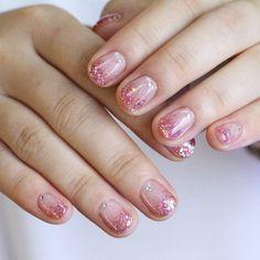 [#유니스텔라트랜드] ❤ #오늘네일뭐하지? #그라데이션네일 #스톤네일 #여성여성하구마잉✨ #unistella #daily_unistella #daily_uninails #gradationnails #stonenails #pinknails #NOTD ✔유니스텔라 내의 모든 이미지를 사용하실때 사전 동의, 출처 꼭 밝혀주세요❤