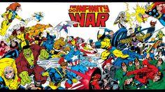 The Infinity War X-Men Avengers HD wallpaper Marvel Avengers Games, Marvel Comics, Lego Marvel's Avengers, War Comics, Wolverine Comics, Marvel Heroes, Batman Comic Wallpaper, Black Panther Comic Books, Spiderman Comic Books