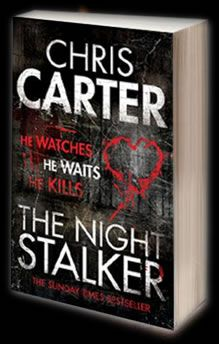Chris Carter Books - The Night Stalker. Great page turner.  4/5