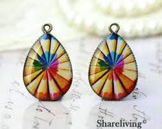 Afbeeldingsresultaat voor resin pencils jewelry