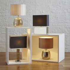 Soft glow lighting will add that warmth to any room to make it feel more cosy