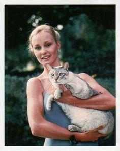 Jessica Lange and friend