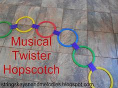 A fun way to learn the names and beats of musical notes.