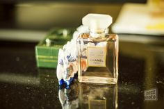 Buy a new perfume just for your wedding day! Every time you wear it you'll remember the big day!