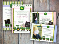 106 best john deer baby shower ideas images on pinterest john john deere baby shower invitatione theme my sister wants to do filmwisefo
