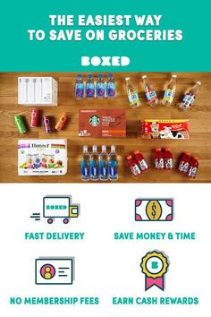 Sign up and use code BOXED to get 15% off and free shipping! Get an endless supply of all the products you love with Boxed, the bulk buying website with a difference. With Boxed, you can make sure you're all set for whatever life throws at you, leaving more time for the important things in your life.