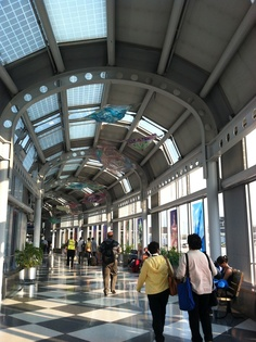 Chicago O'Hare International Airport (ORD)