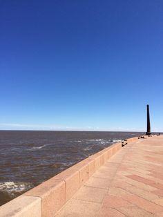 Rambla Sur, Ciudad Vieja. Montevideo