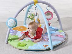 Baby Play Gym Mat Soft Activity Playmat Infant Newborn Kids Fun Portable Toy for sale online Baby Play Mat Gym, Play Gym, Bebe Nature, Gym Mats, Play Mats, Developmental Toys, Cute Toys, Natural Baby, Toy Sale