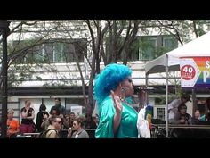Watch the full epic take-down right here: | Drag Queen Stands Up To Anti-LGBT Protesters Disrupting Seattle Pride