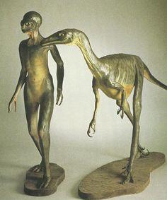 ¿Si los dinosaurios no se hubieran extinguido cómo habrían evolucionado?