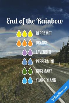 end of the rainbow diffuser blend