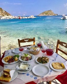 Zakynthos Booking Sites, Greek Islands, Table Settings, Places, Instagram Posts, Greece Travel, Greek Isles, Lugares