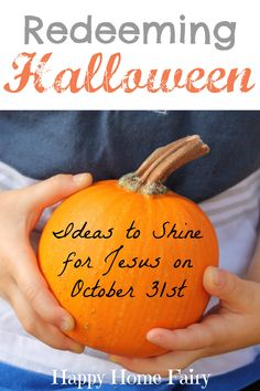 Autumn Archives - Happy Home Fairy Redeeming Halloween – ideas to share Jesus on October Fall Festival Decorations, Fall Festival Games, Fall Games, Fall Festivals, Harvest Festival Games, Fall Festival Activities, Fall Festival Crafts, Theme Halloween, Halloween Activities