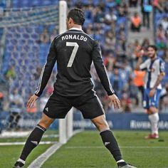 Cr7 ❤️ Hala Madrid !!