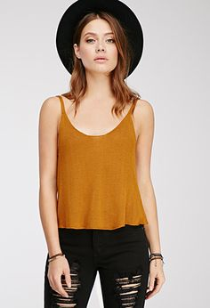Ribbed Knit Sweater Tank | Forever 21 - 2000079742
