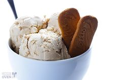 Biscoff Ice Cream Recipe | gimmesomeoven.com