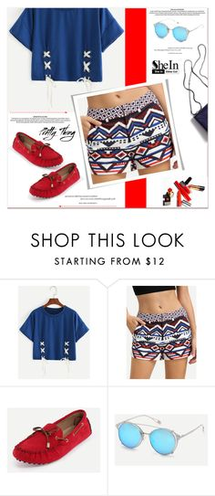 """SheIn"" by janee-oss ❤ liked on Polyvore featuring vintage, Sheinside, polyvoreeditorial and shein"