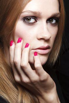 Manicure: trendy wiosna-lato 2014,Stella Jean, fot. Imaxtree