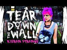Kieran Strange - Tear Down The Wall [Rock] Strange Music, Tear Down, Oppression, Rock, Reading, Wall, Word Reading, Locks, Rock Music